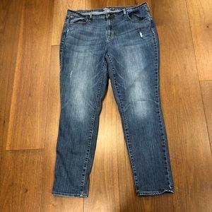 Old Navy Jeans - Old Navy Curvy Skinny Jeans sz 16